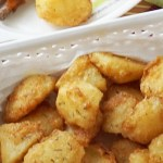 Fried Potato Chunks (Potarita)