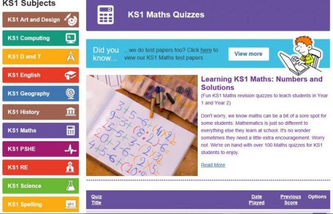 Educational Quizzes