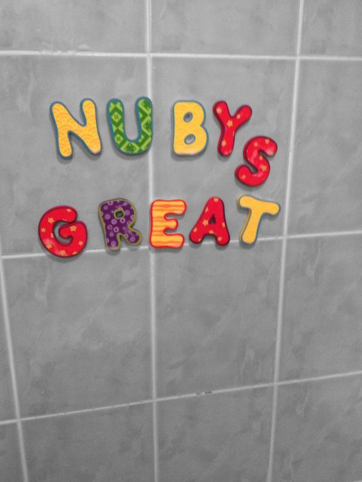 Bath time with Nuby - Mummy Vs Work