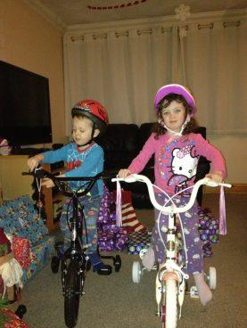 Last years new bikes!