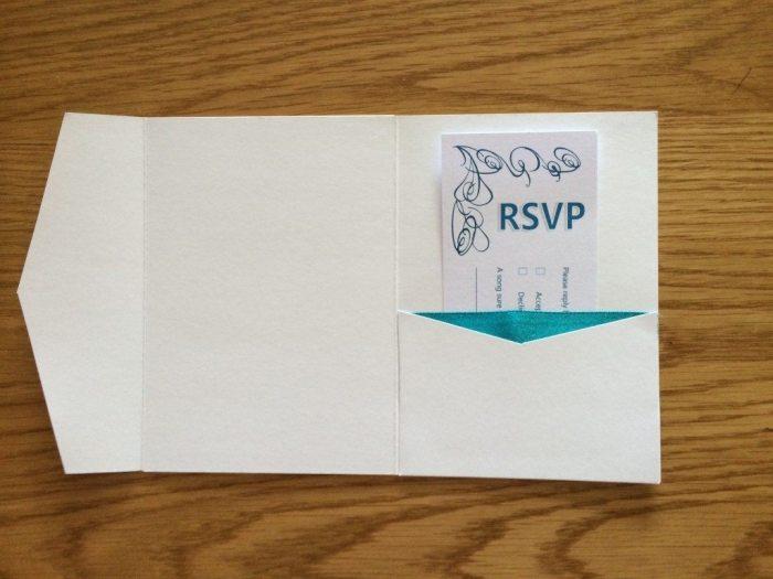 Pocketfold Invite
