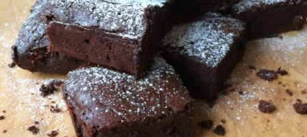 *Recipe* Eric Lanlard's Devilish Chocolate Brownies