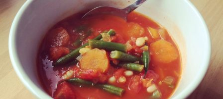 *Recipe* Chorizo & Vegetable Soup