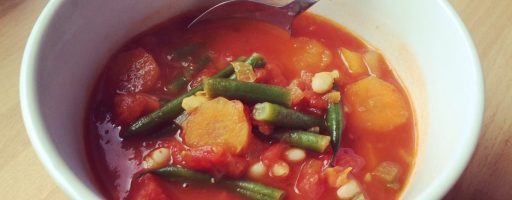 *Recipe* Chorizo & Vegetable Soup