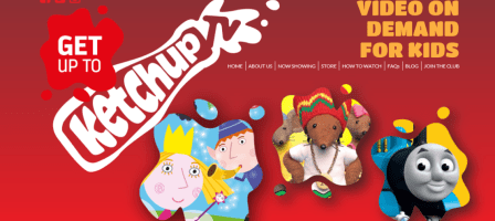 *Review* Ketchup TV and giveaway