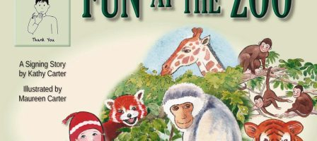 *Prize Draw* Alfie's Magic Hat: Fun at the zoo book