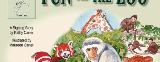 *Prize Draw* Alfie's Magic Hat: Fun at the zoo book