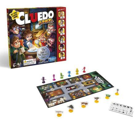 *Review* Cluedo Junior