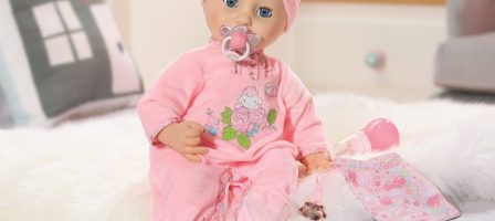 *Prize draw* Baby Annabell Interactive Doll