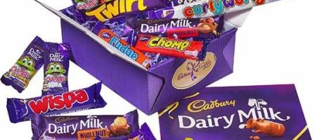 *Birthday prize draw* A Cadbury Treasure Box