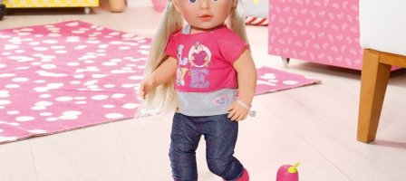 *Prize draw* BABY born® Interactive Sister