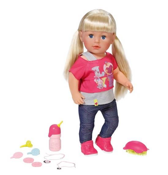BABY born Interactive Sister Doll