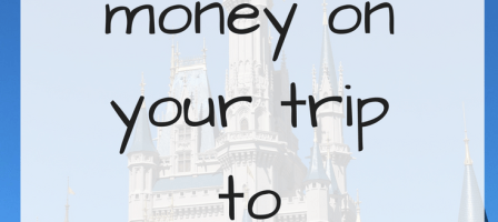 Getting the most out of your Disney World trip