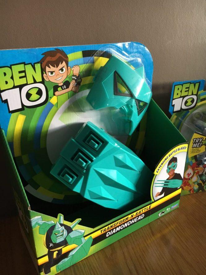 #Ben10Toys