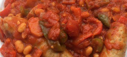 Sausage stew – simple family favourite
