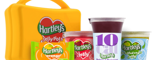 Back to school with Hartley's