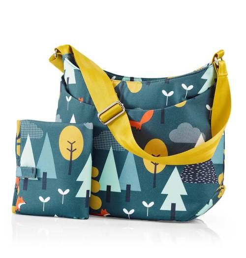 Cosatto Wow Changing Bag-Fox Tale