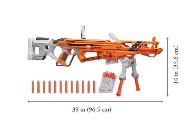 *Review* Nerf N-Strike Elite AccuStrike RaptorStrike Blaster