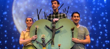 *Prize Draw* Family ticket to Stick Man on stage at Leicester Square Theatre