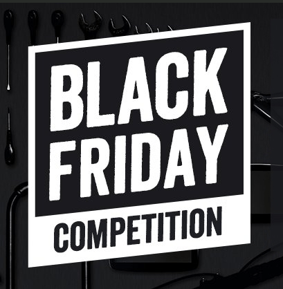 Getting ready for the Black Friday deals with Halfords giveaway!