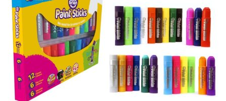 *Prize Draw* Little Brian paint sticks – 24 assorted pack