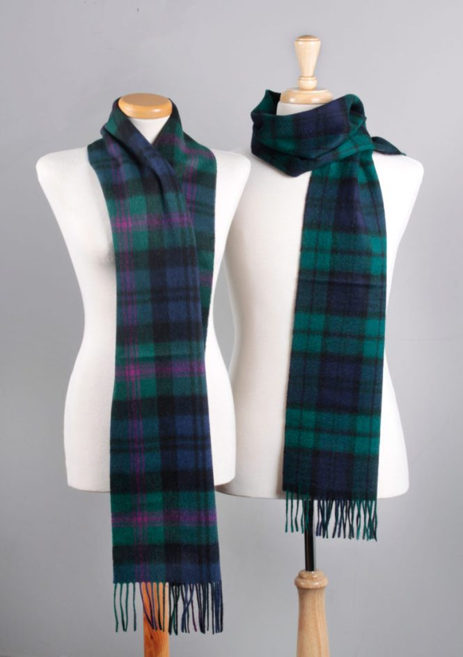 The Tartan Blanket Co. Scarfs