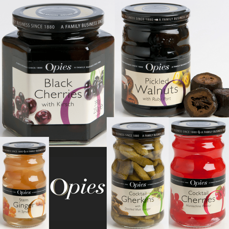 Opies food Competition