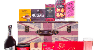 *Review* Best of British hamper from Prestige Hampers
