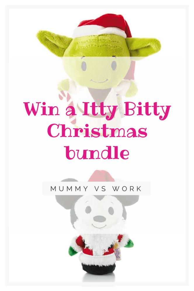 Win a Itty Bitty Christmas bundle