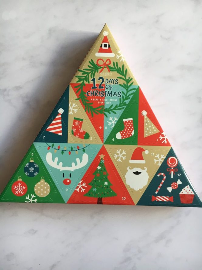 12 Days Of Beauty Products Advent Calendar