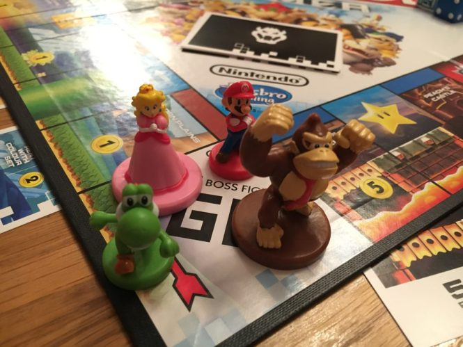 Hasbro Gaming - Monopoly Gamer
