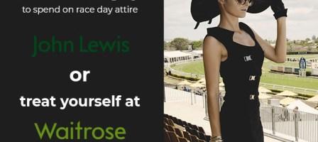 *Prize Draw* £50 John Lewis vouchers