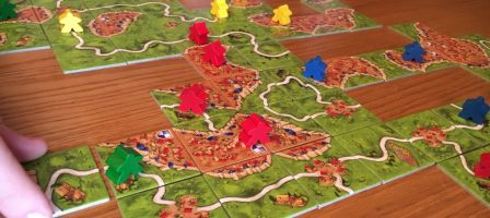 *Review* Carcassonne board game