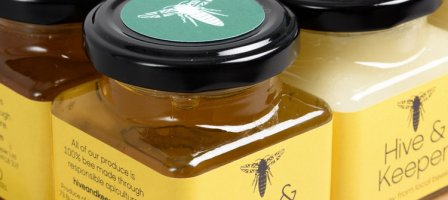 *Prize Draw* Ultimate honey gift set from Hive & Keeper