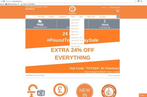 Poundtoys.com review