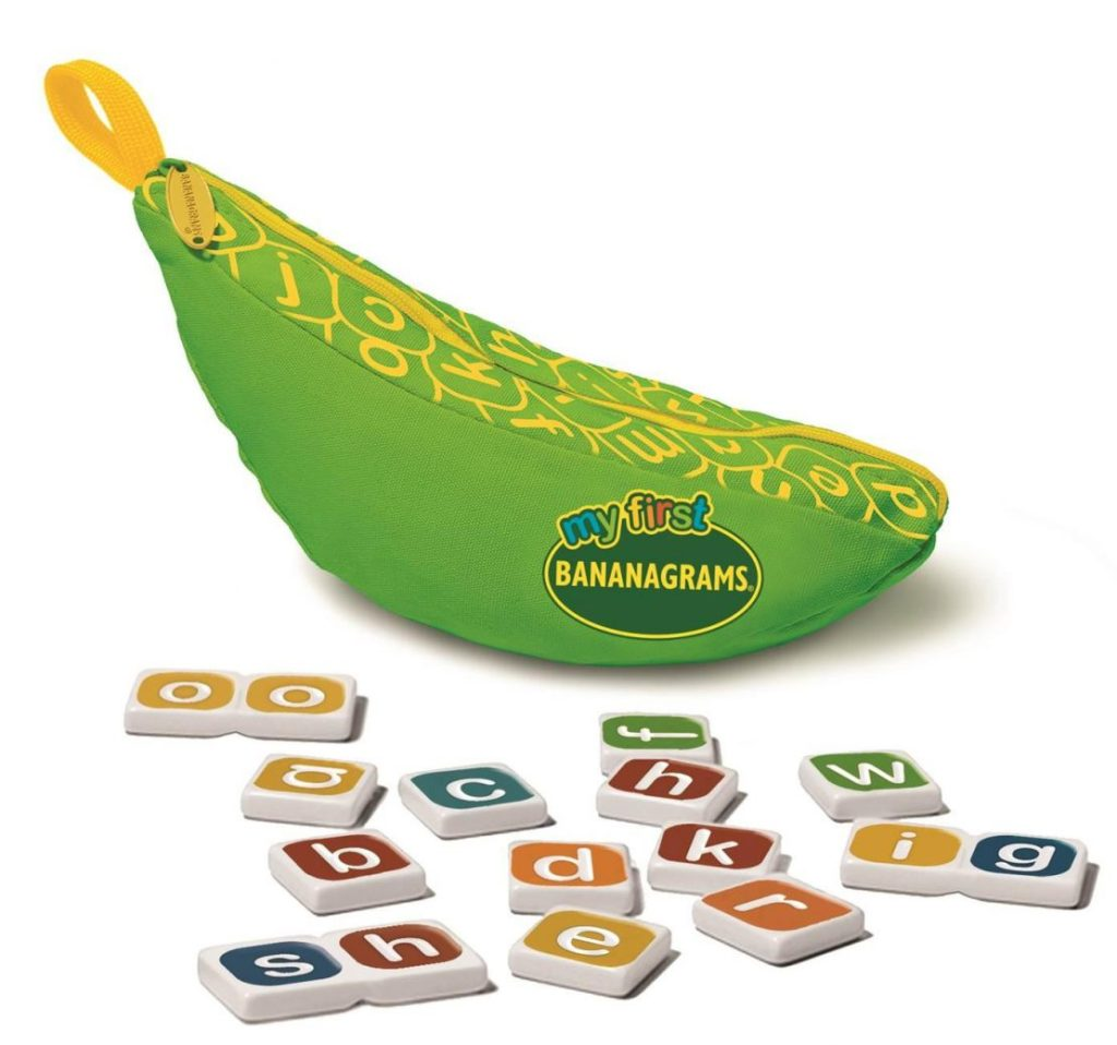 *Review* My First Bananagrams