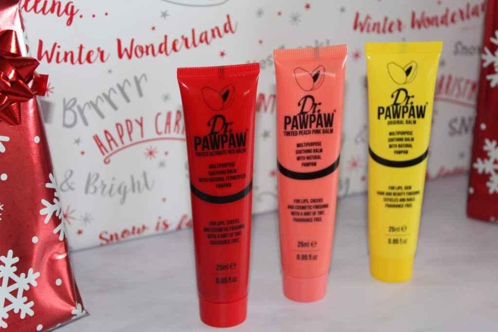 Gift ideas for Adults - Christmas 2018 - Dr.PAWPAW balm