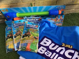 Summer fun with Bunch O Balloons plus your chance to win!