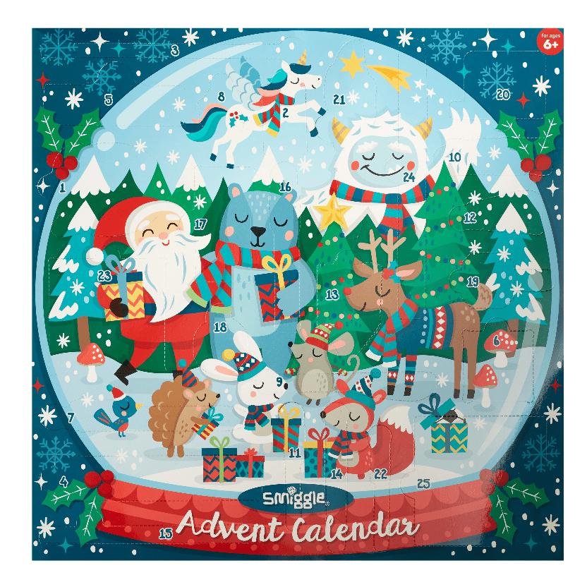 Last minute advent calendar ideas