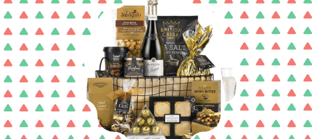 Win one of 5 Virginia Hayward The Magic Of Christmas Hampers