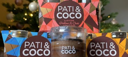 Celebrating those moments you #crackedit with Pati & Coco