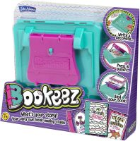 *Prize draw* Win one of 3 Bookeez from John Adams