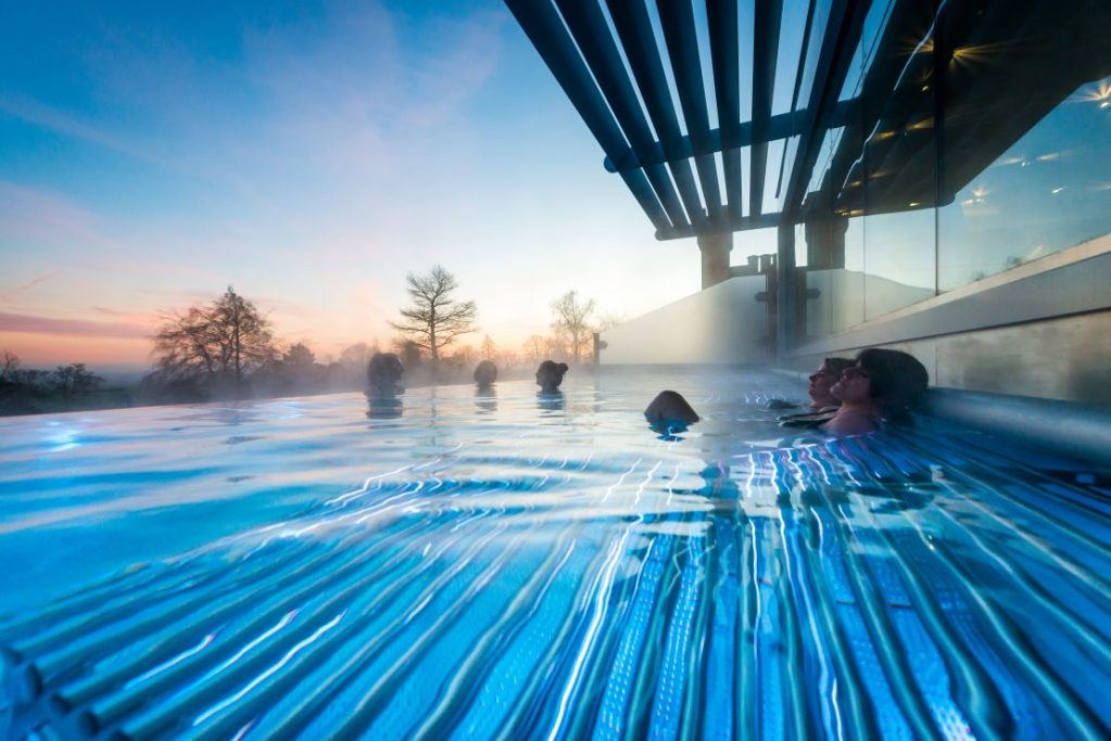 WIN a Refresh and Revive Day for Two at Ragdale Hall Spa.