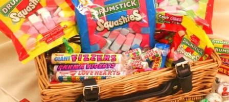 *Prize draw* Win one of 2 Swizzels Retro Sweet Hampers