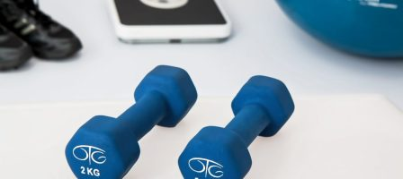 Finding a routine for working out at home
