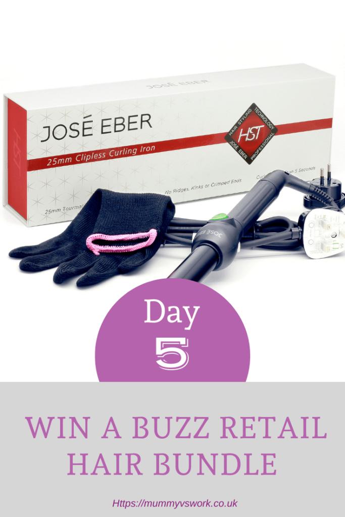 Day 5 - Win a Buzz Retail hair bundle