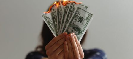 Having Trouble With Your Finances? Here's How To Stop Burning Money