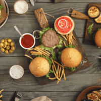 Our weekly meal plan – 24/05/21