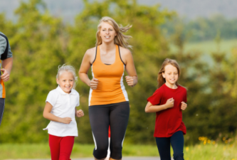 How to make exercise a habit for the whole family