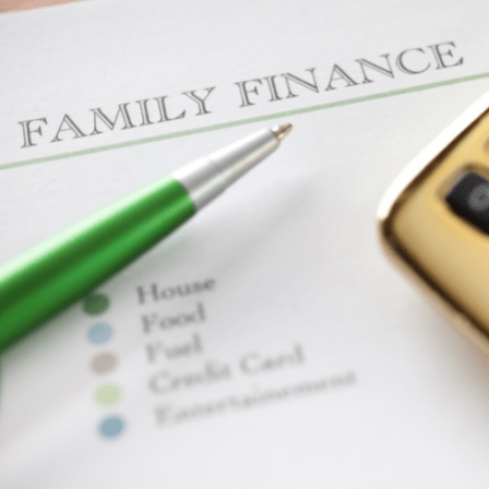 5 ways to get your family budget under control